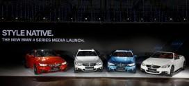 BMW 그룹 코리아 뉴 4시리즈 공개