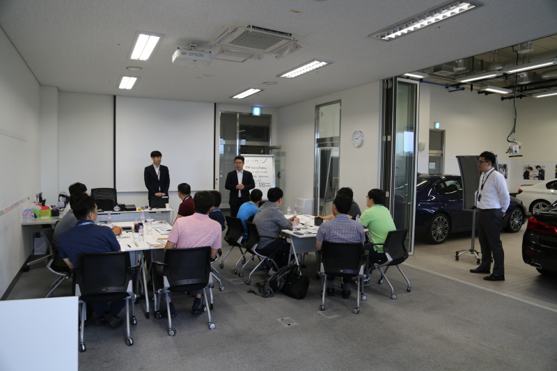 이미지_BMW 그룹 코리아, 외부 수리업체 대상 '뉴 5시리즈' 기술 세미나 진행 (1)