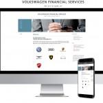 폭스바겐 파이낸셜 서비스 코리아,  기업 공식 및 금융브랜드 PC/Mobile 홈페이지 리뉴얼 오픈