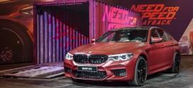 BMW M 모델 최초 사륜구동 시스템 탑재한 '뉴M5′ 공개