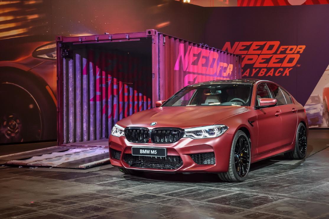 사진 - BMW 뉴 M5 세계 최초 공개