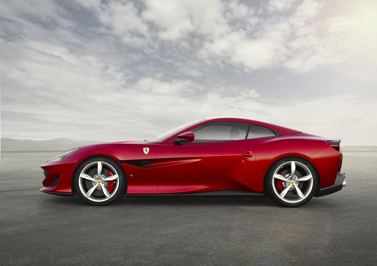 페라리-Ferrari Portofino (7)