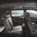 쌍용자동차, G4 렉스턴 7인승 모델 출시