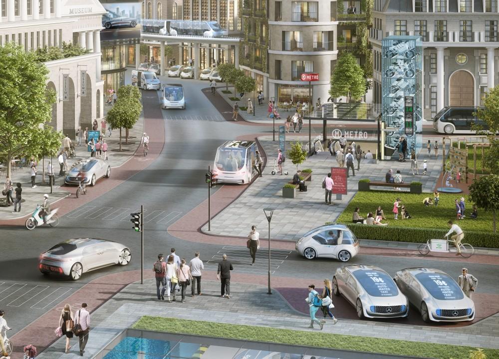 사진-보쉬 IAA 2017-자동화 주행(automated driving)