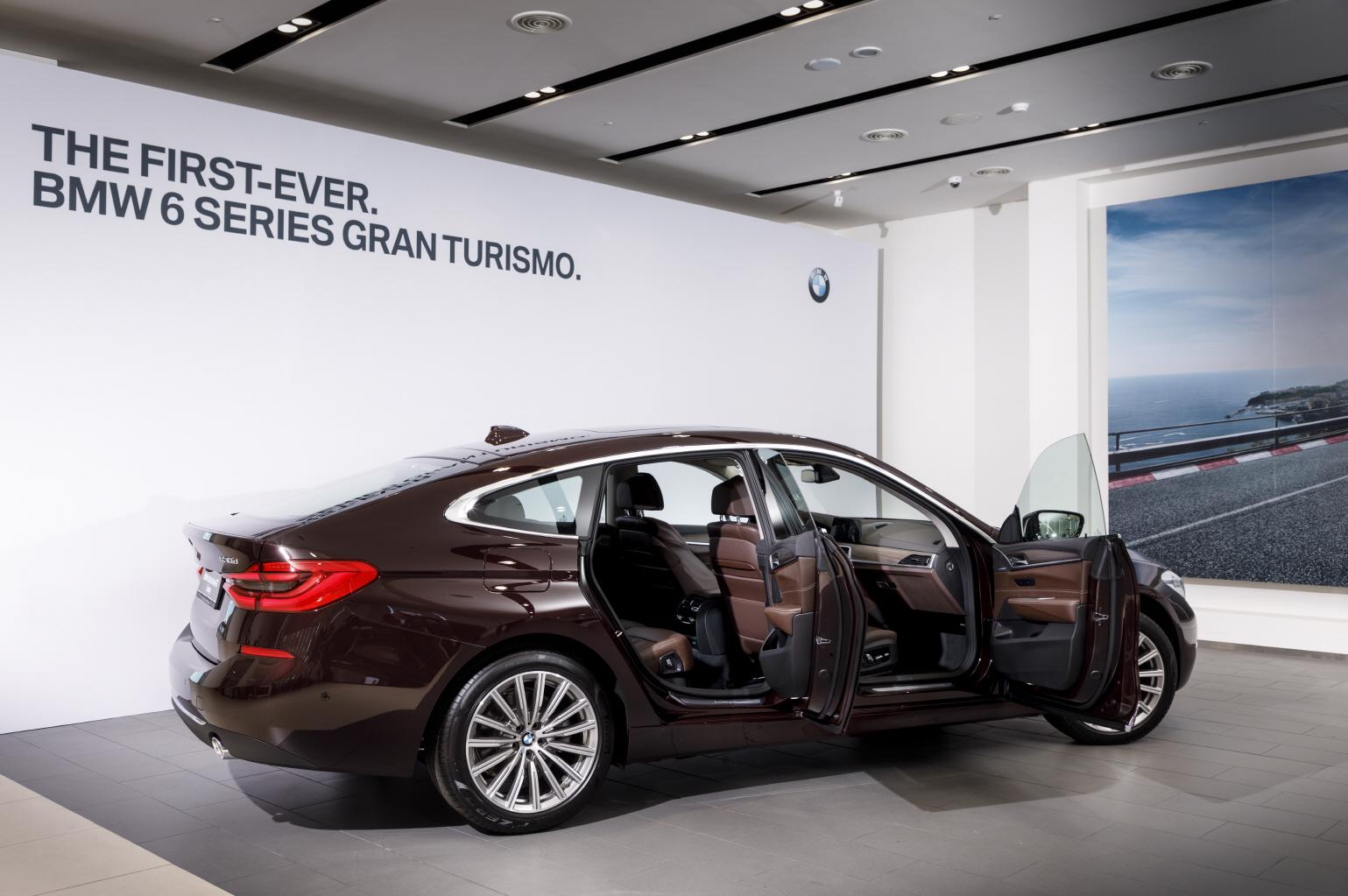 사진 - BMW 뉴 6시리즈 그란 투리스모 공개 (7)