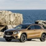 메르세데스-벤츠 코리아,  프리미엄 컴팩트 SUV 더 뉴 GLA(The New GLA) 국내 공식 출시