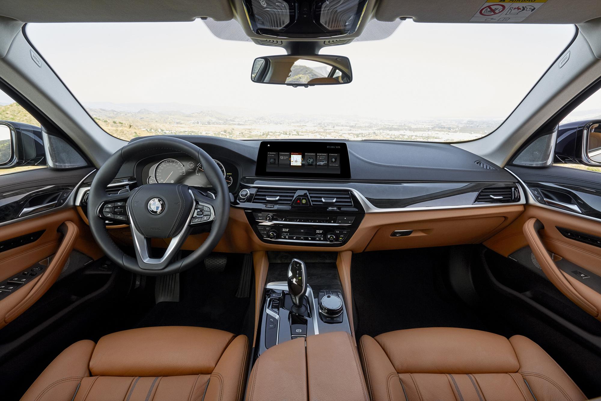 사진-BMW 뉴 520d 럭셔리 스페셜 에디션 (2)