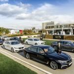 BMW 그룹 코리아, LPGA 'KEB하나은행 챔피언십' 공식 의전 차량 지원