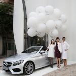 메르세데스-벤츠 코리아,  여성 고객 맞춤형 글로벌 캠페인 '쉬즈 메르세데스(She's Mercedes)' 국내 런칭 기념행사 개최