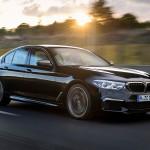 BMW, 5시리즈 2인자 '뉴 M550d xDrive' 국내 출시