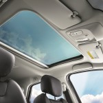 QM3 Panoramic Edition_glass roof