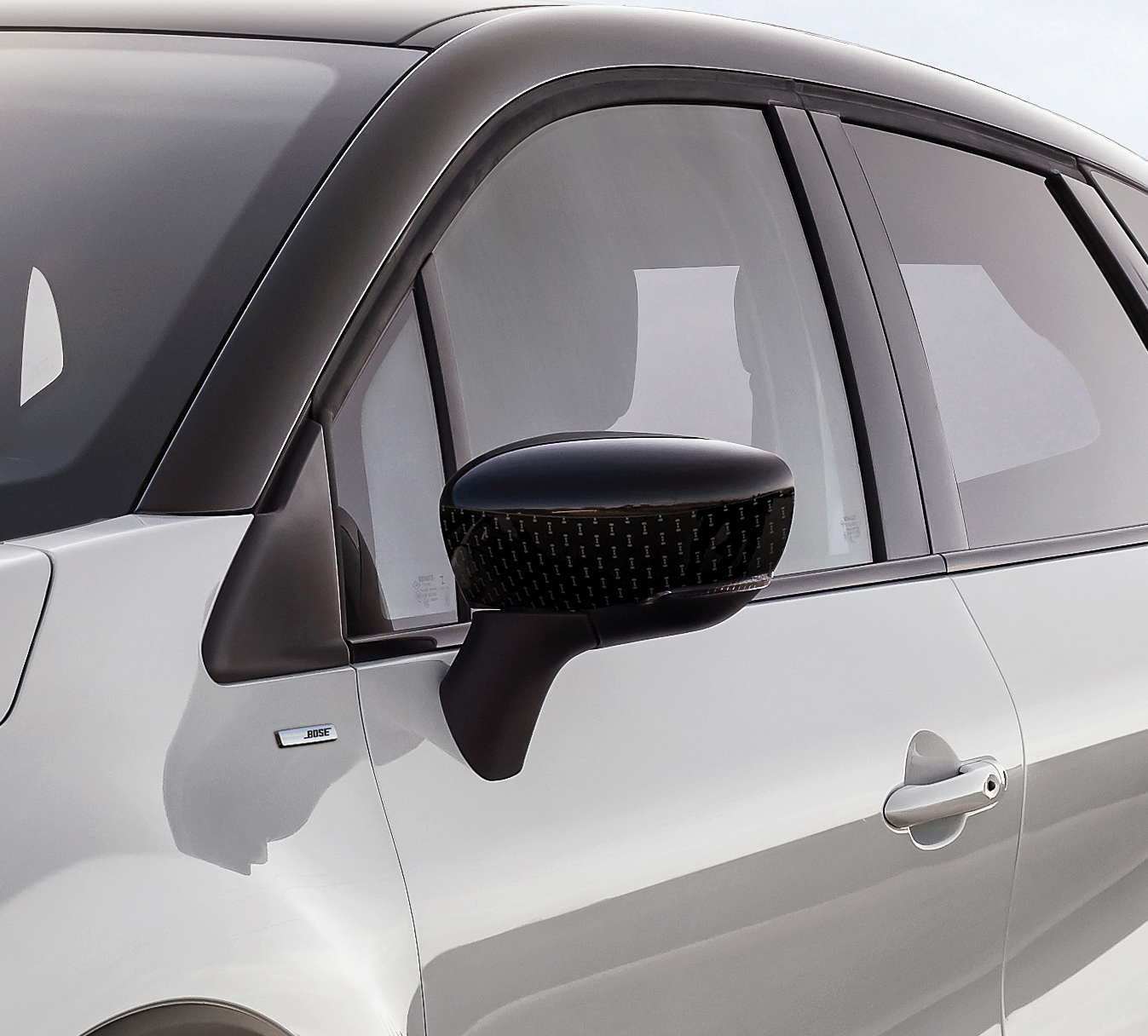 QM3 Panoramic Edition_side mirror