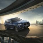 BMW 그룹 코리아, 균형감을 더한 '3세대 뉴 X3′ 공식 출시