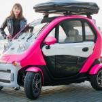 티몬, 국산 최초 초소형 전기차 '다니고' 독점판매 MOU체결