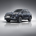 현대차, 중국 전략형 SUV '신형 ix35' 출시