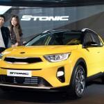 기아 '스토닉 가솔린' 모델 출시… 1,655만원 부터 시작