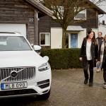볼보자동차, 자율주행 프로젝트에 일반인 가족 참여