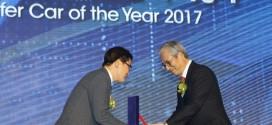 BMW 그룹 코리아, 뉴 520d  '2017 올해의 안전한 차' 최우수상 수상