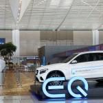 메르세데스-벤츠 코리아, 미래 모빌리티 구현을 위한 전기차 브랜드인 'EQ' 국내 첫 선