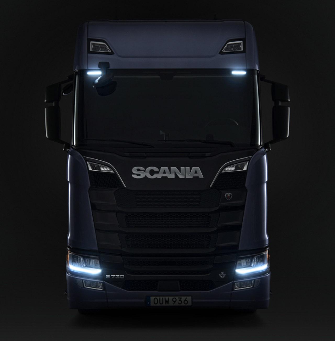[사진자료] 스카니아, 차세대 프리미엄 트럭, '올 뉴 스카니아'