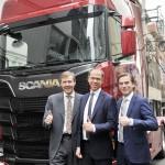 스카니아, 미래의 '지속가능한 운송 솔루션' 비전 발표