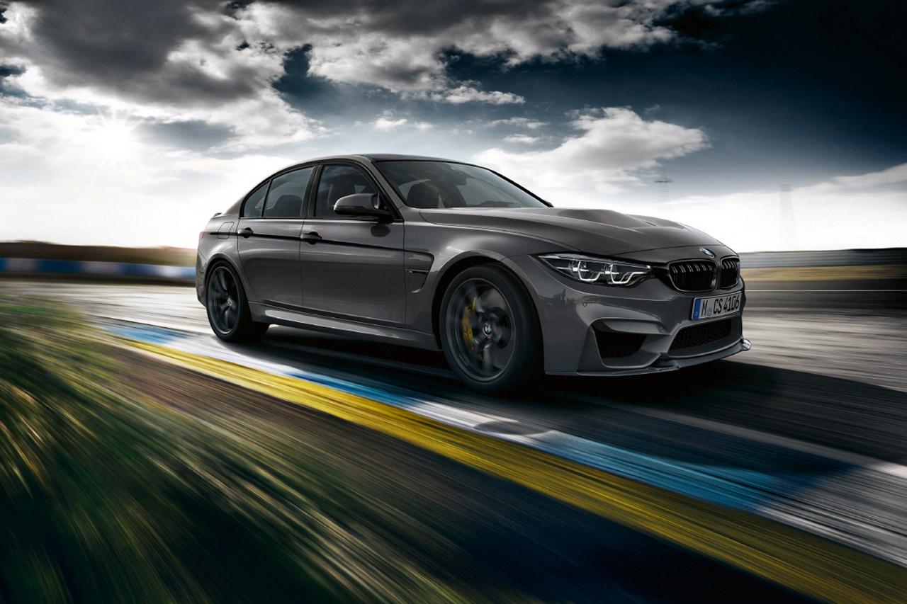 BMW 뉴 M3 CS