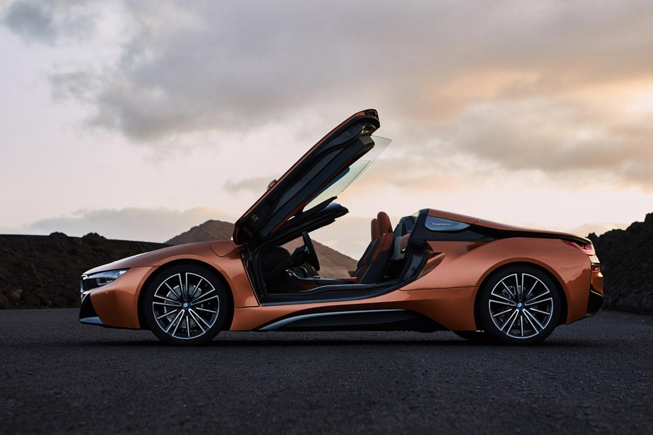 BMW 뉴 i8 로드스터