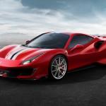 페라리 V8 스페셜 시리즈 488 피스타 (Pista) 최초 공개