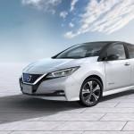 닛산, 2018 회계연도 내 신형 닛산 리프(Nissan LEAF) 출시