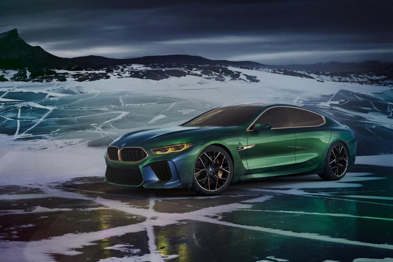 BMW 콘셉트 M8 그란 쿠페  (1)