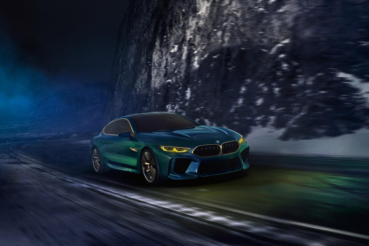 BMW 콘셉트 M8 그란 쿠페  (2)