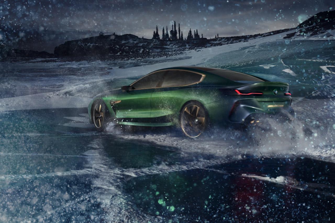 BMW 콘셉트 M8 그란 쿠페  (3)