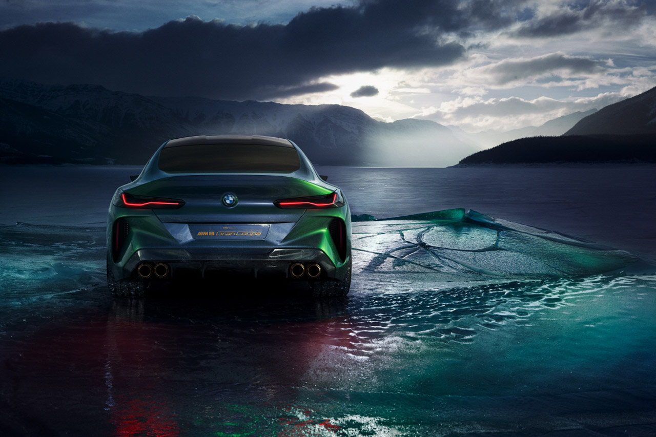BMW 콘셉트 M8 그란 쿠페  (5)