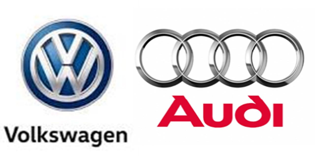 VW Audi 로고