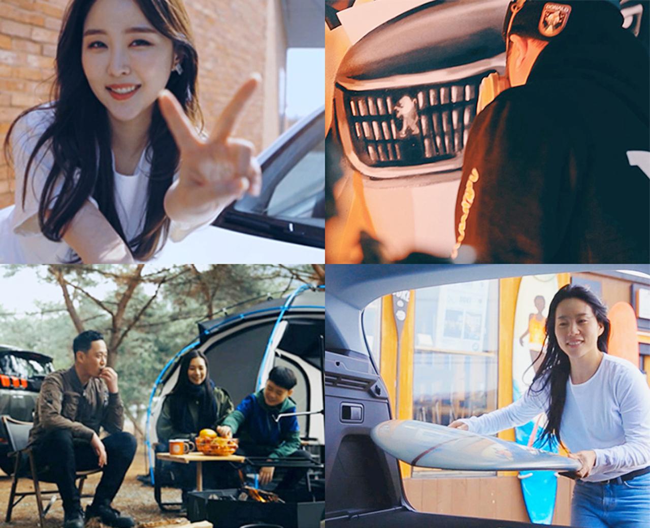 '푸조 SUV는 모든 삶에 옳다' 푸조 SUV 캠페인 스틸컷 (3)