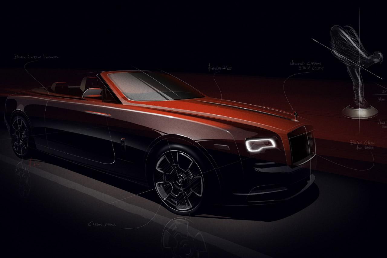 롤스로이스 던 아다마스 컬렉션(Rolls-Royce Dawn Adamas Collection)