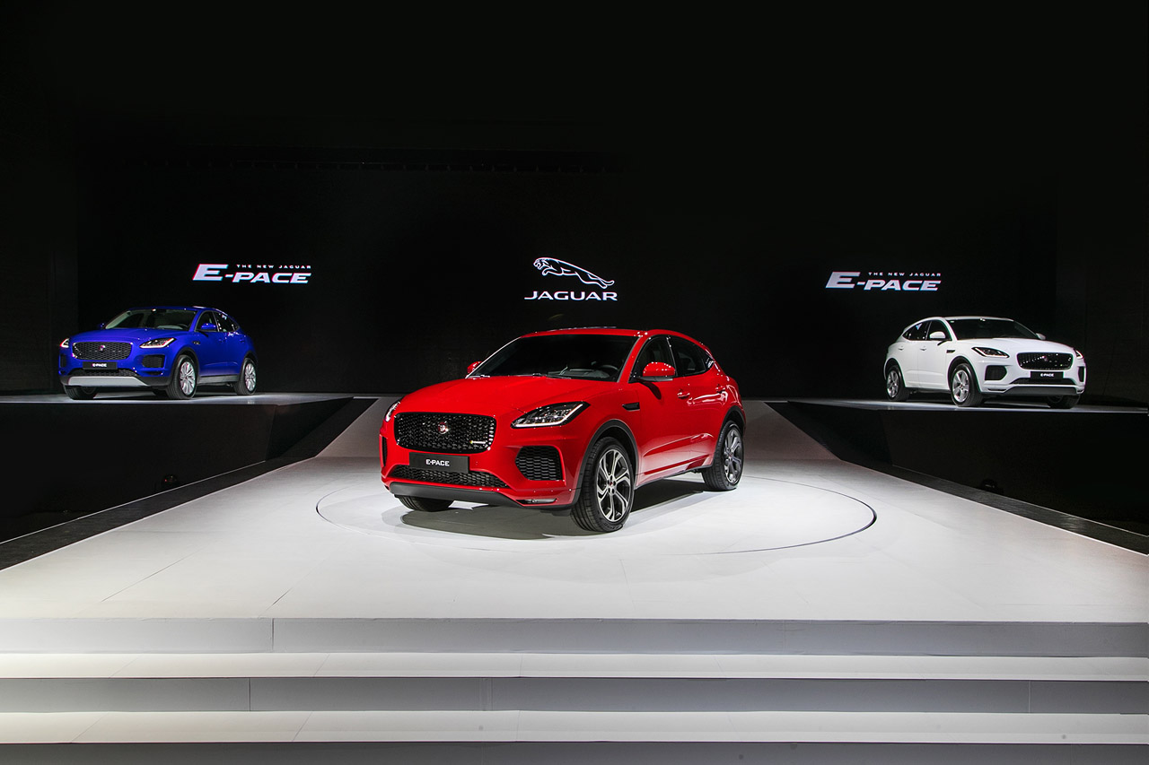 보도자료_재규어, 최초의 컴팩트 퍼포먼스 SUV E-PACE 출시 1