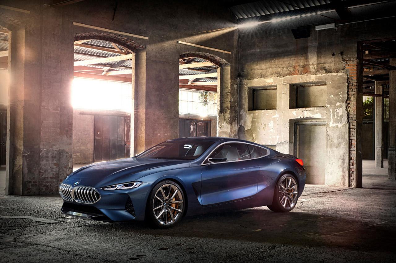 사진-BMW 뉴 8시리즈 콘셉트