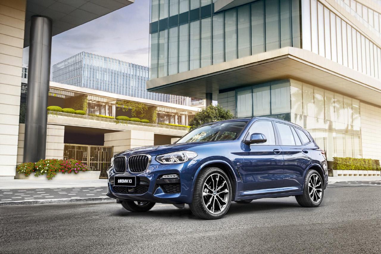 사진-BMW 뉴 X3