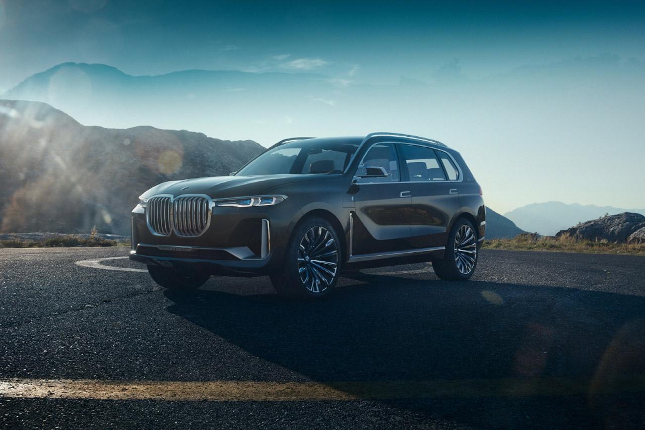 사진-BMW 뉴 X7 i퍼포먼스 콘셉트