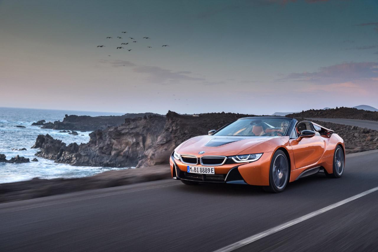 사진-BMW 뉴 i8 로드스터