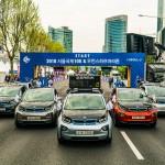 BMW 도이치모터스, '나이키 고 서울'에 전기차 i3 지원