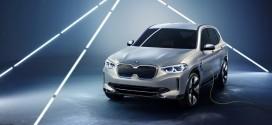 BMW 그룹, 2018 베이징 모터쇼서 iX3 콘셉트 공개