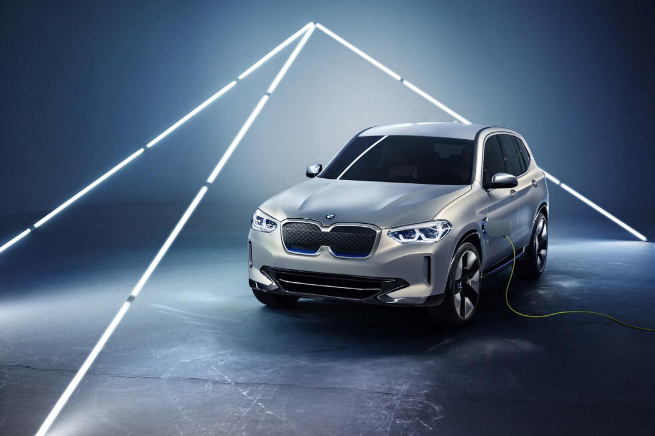 사진-BMW iX3 콘셉트 (1)