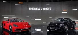 포르쉐코리아, 신형 '718 GTS' 국내 공식 출시