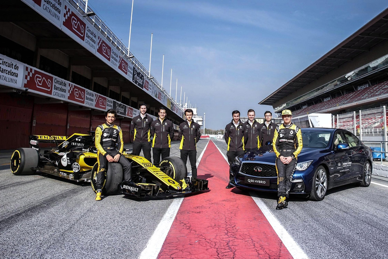 INFINITI launches 2018 Engineering Academy