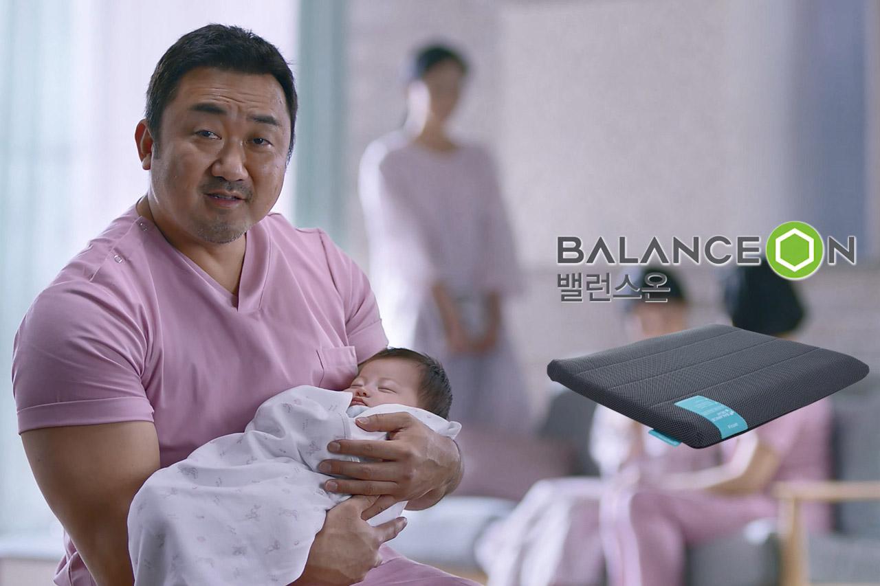 [불스원] 불스원, 헬스케어 브랜드 '밸런스온' 디지털 광고 공개