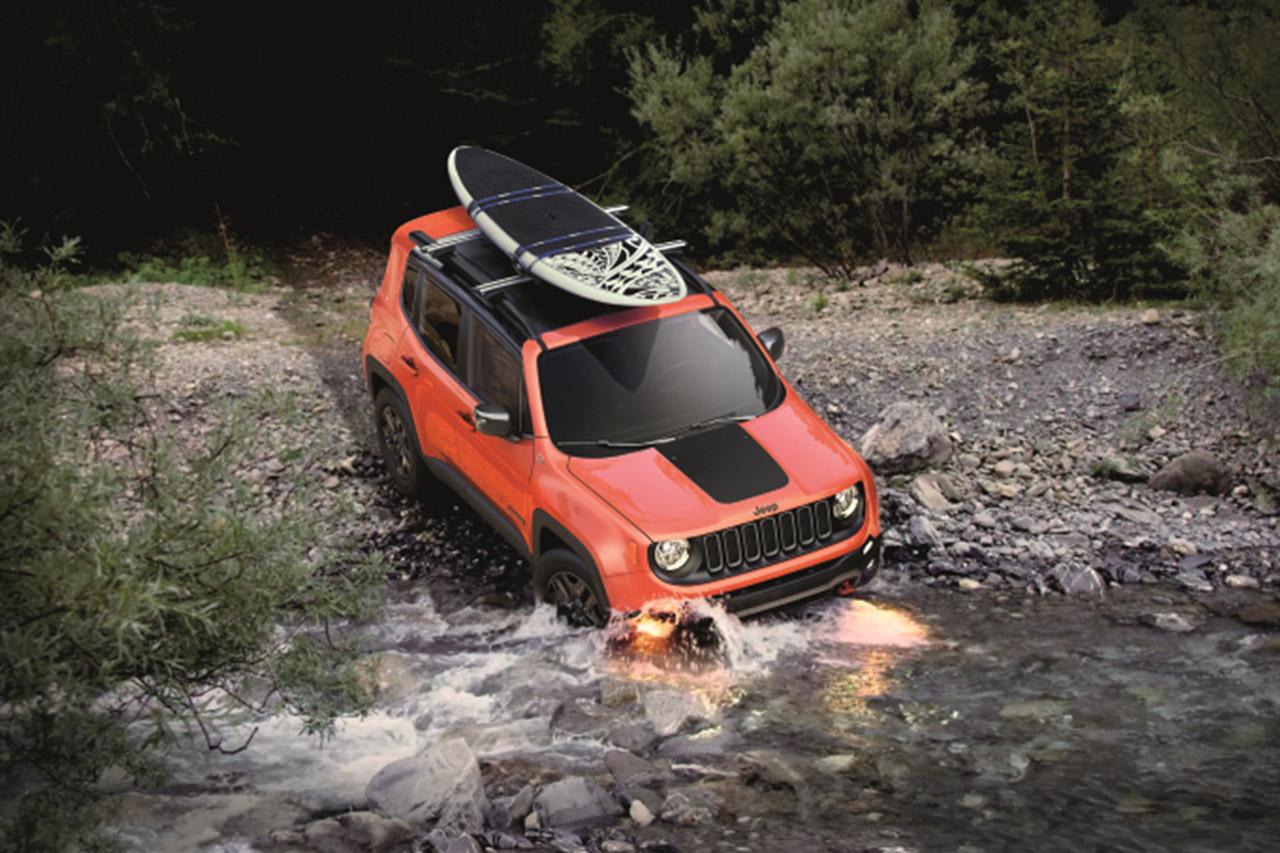 사진-2018년형 레니게이드 트레일호크 2.0 AWD