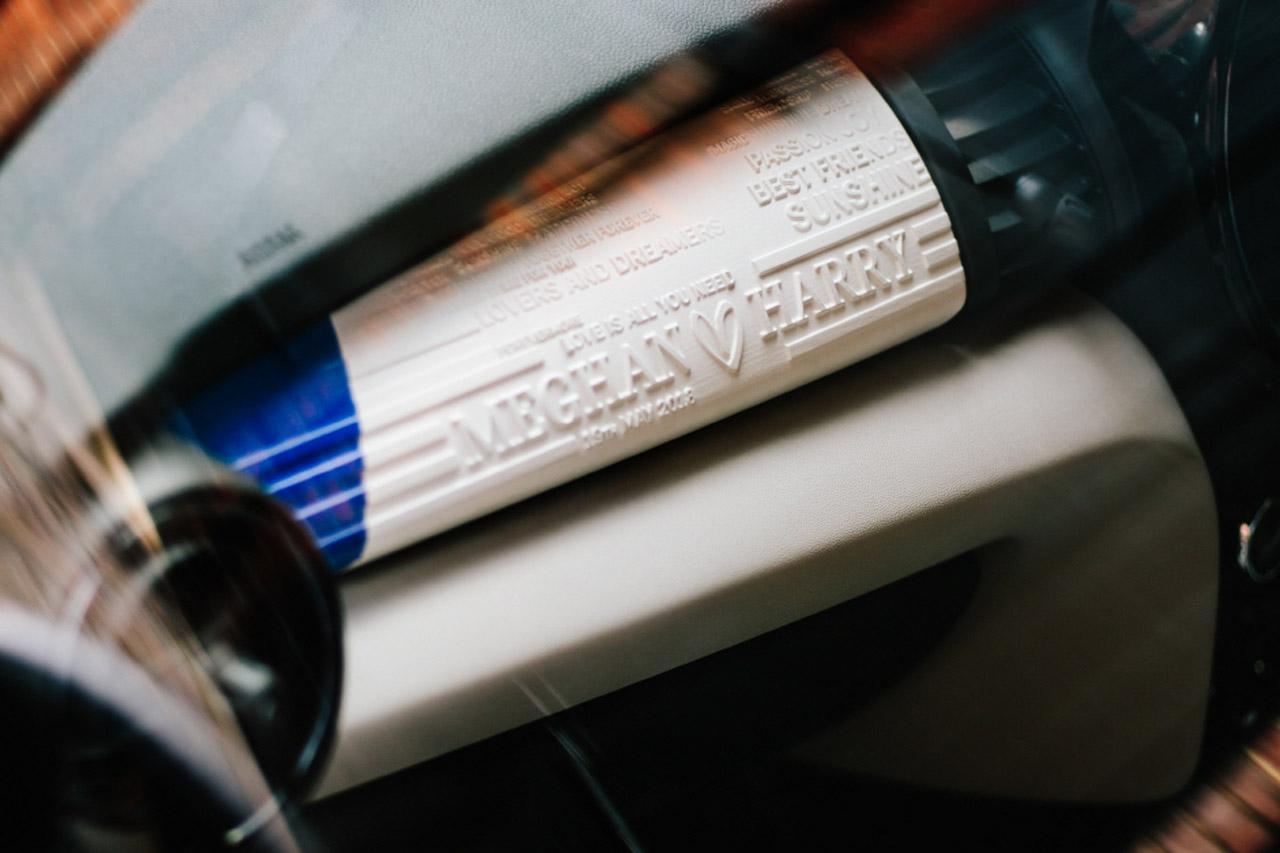 사진-MINI, 영국 해리왕자 결혼 기념 특별한 MINI 제작 (6)