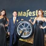 금호타이어, 신제품 프리미엄 타이어 '마제스티9' 출시